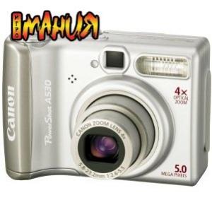 Горяченькие фотоаппараты Canon