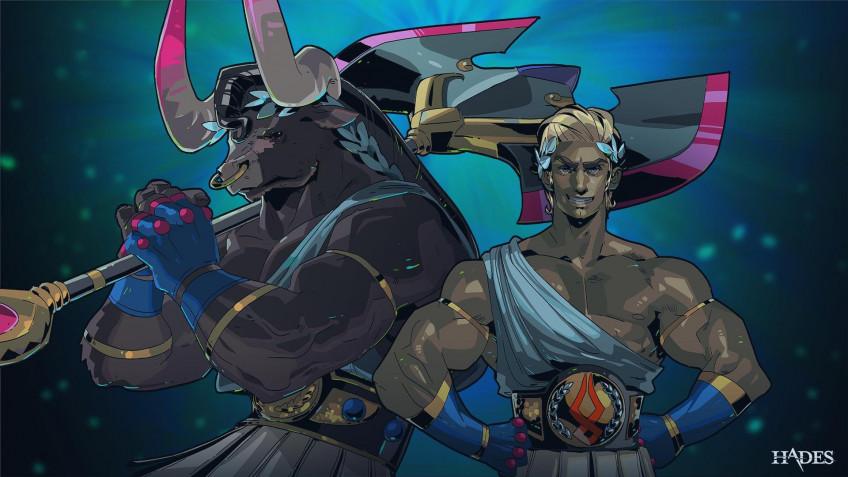 Один из самых зловредных боссов Hades должен был стать главным героем