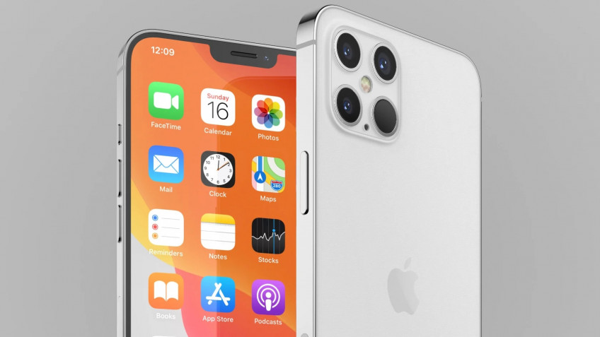 СМИ: iPhone12 может не получить экран на 120 Гц