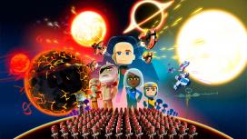 Состоялся релиз Space Crew: Legendary Edition