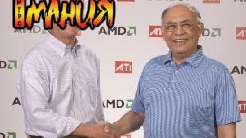 AMD + ATI = плодотворный союз