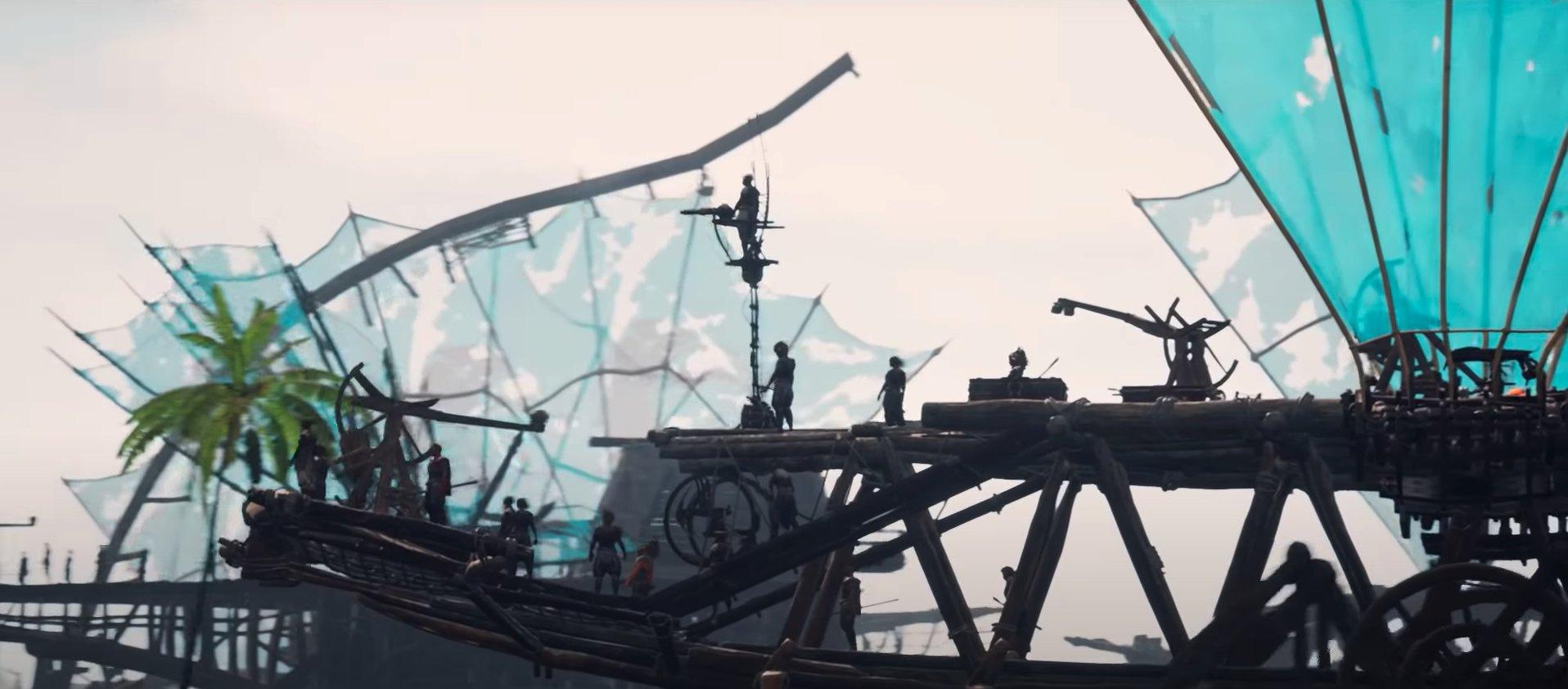 В Last Oasis стартует второй сезон, а в 2021 году игра выйдет на Xbox