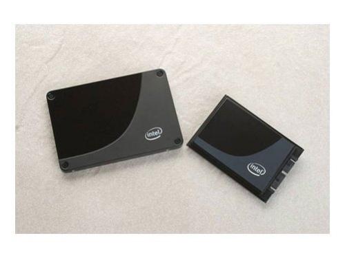 Intel тестирует прототипы SSD