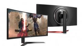 LG покажет на CES 2019 два новых монитора