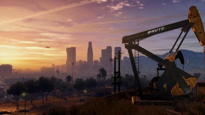 Rockstar опубликовала два новых кадра GTA5
