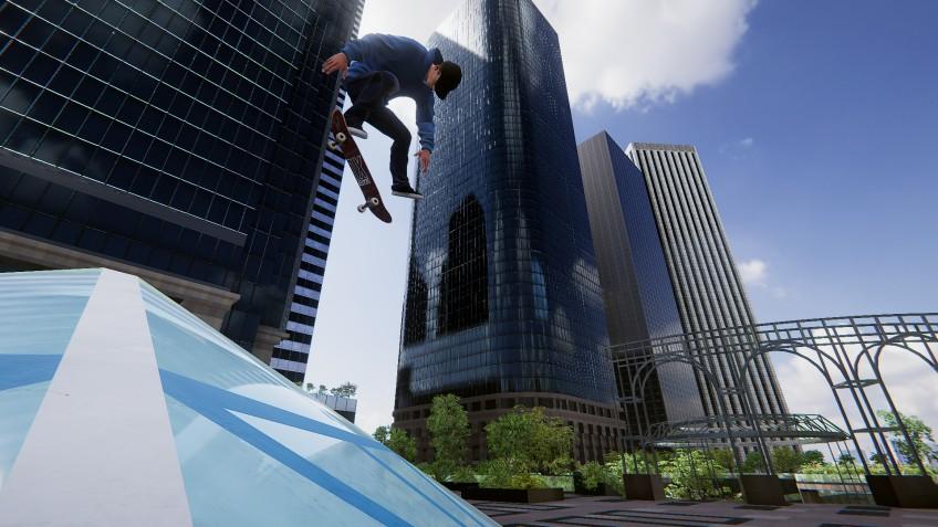 Skater XL выходит на всех платформах в июле
