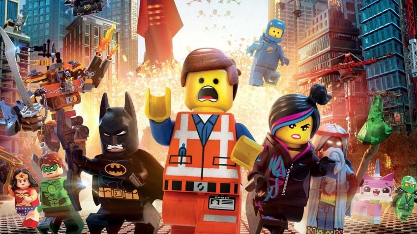 Для съёмок картины «Лего Фильм 2» потребовалось 6530 конструкторов LEGO