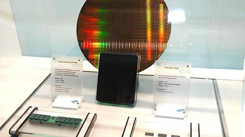 DDR2 на новом техпроцессе