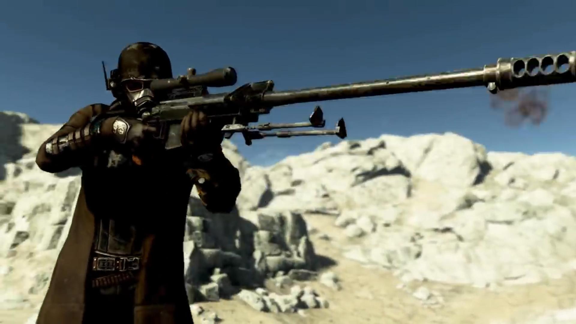 В честь 10-летия Fallout: New Vegas опубликован ролик Fallout 4: New Vegas