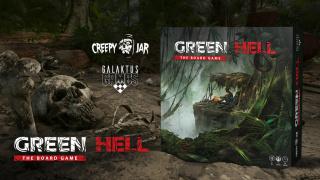 Green Hell: The Board Game скоро вынесут на Kickstarter