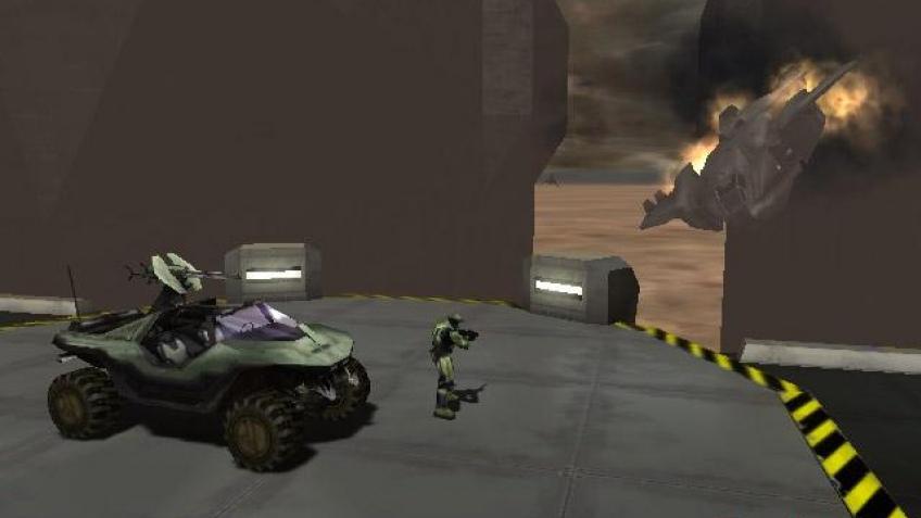 Технические подробности Halo 2