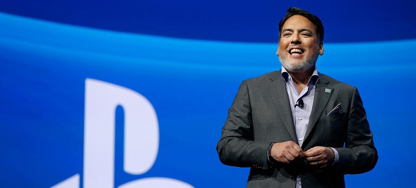 Шон Лейден неожиданно уходит из PlayStation — он возглавлял студии Sony