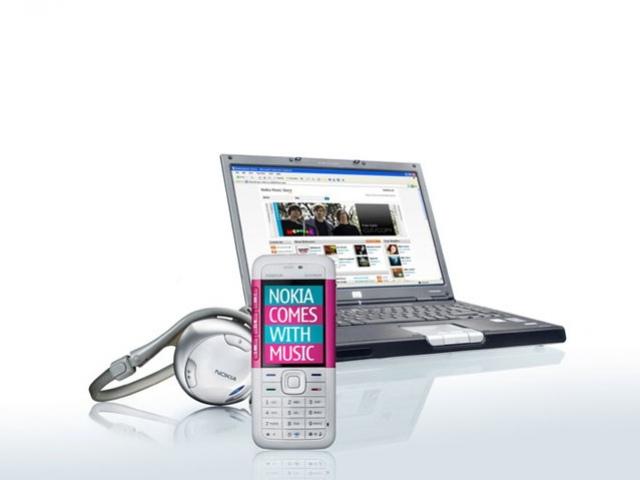Nokia приходит с музыкой