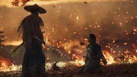 Показанный геймплей Ghost of Tsushima оказался побочным квестом — и другие детали