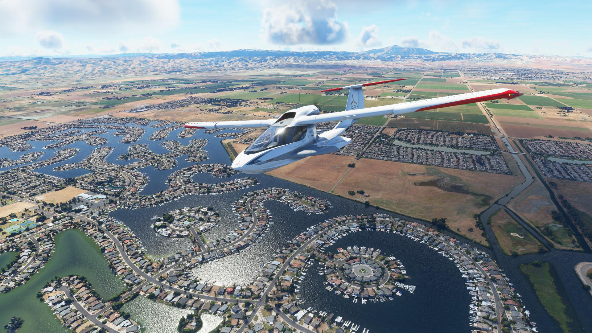 Microsoft Flight Simulator в следующем месяце получит поддержку VR