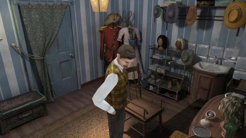 Шерлок Холмс возвращается домой