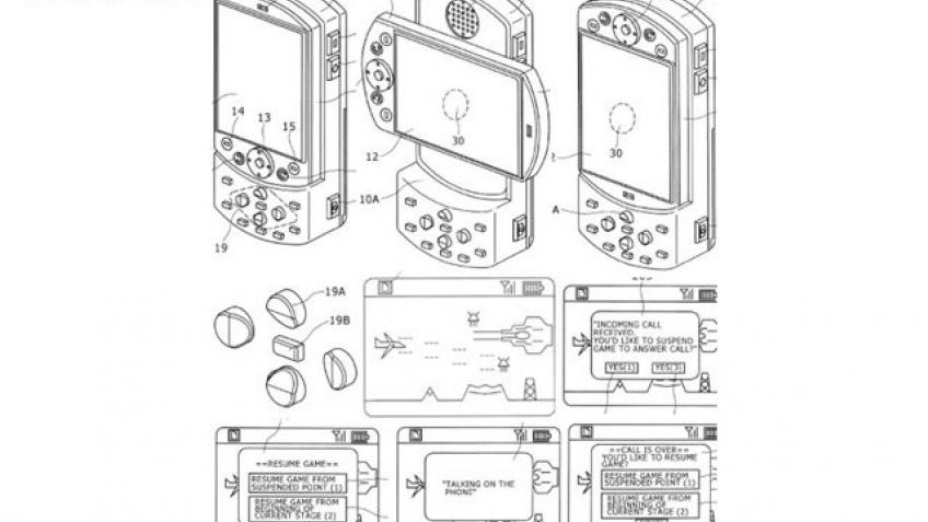 Игро-фон от Sony Ericsson