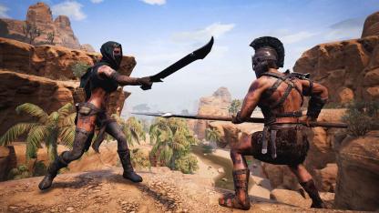 Epic Games Store: Conan Exiles не дадут, а через неделю подарят сразу три игры