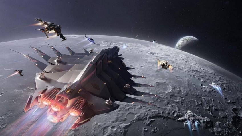 Star Conflict отмечает юбилей высадки человека на Луну