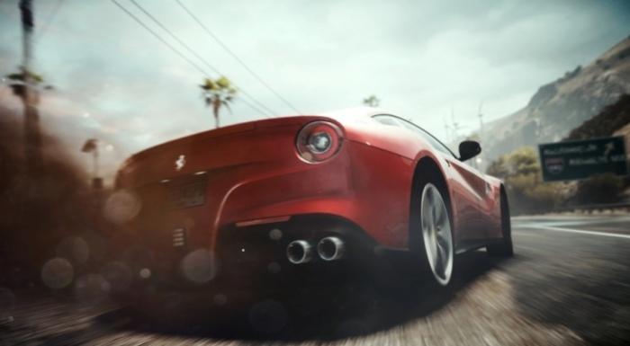 EA представила новую Need for Speed