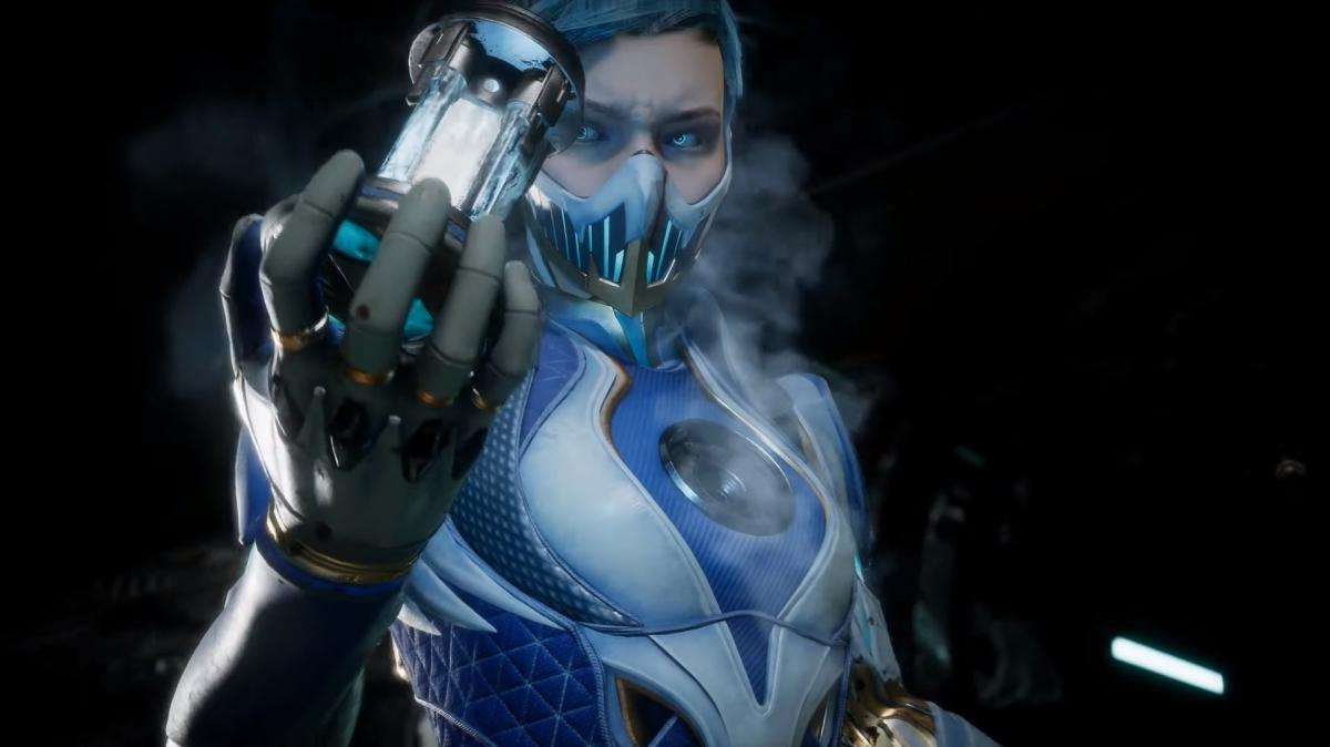 Фрост стала последним бойцом основного ростера Mortal Kombat 11