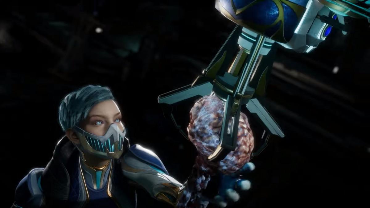 Фрост стала последним бойцом основного ростера Mortal Kombat11