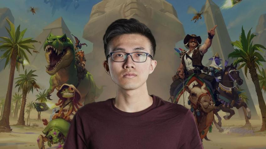 Забаненный Blizzard киберспортсмен поблагодарил компанию за смягчение наказания