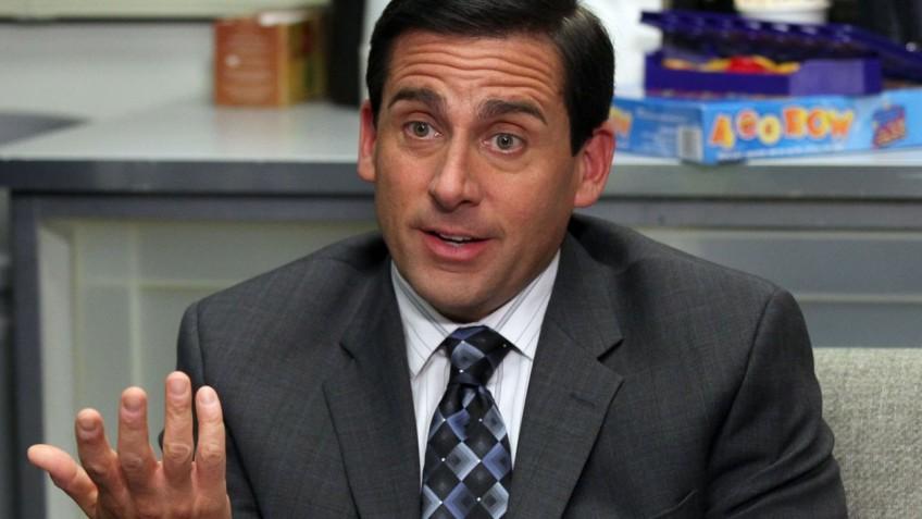 Стив Карелл изначально не планировал покидать «Офис» после7 сезона