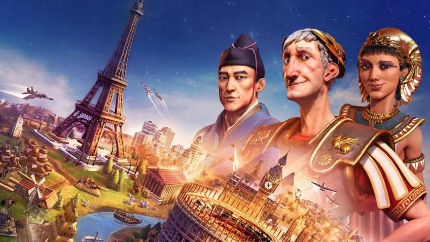 Абонемент Civilization VI удерживает лидерство в чарте продаж Steam
