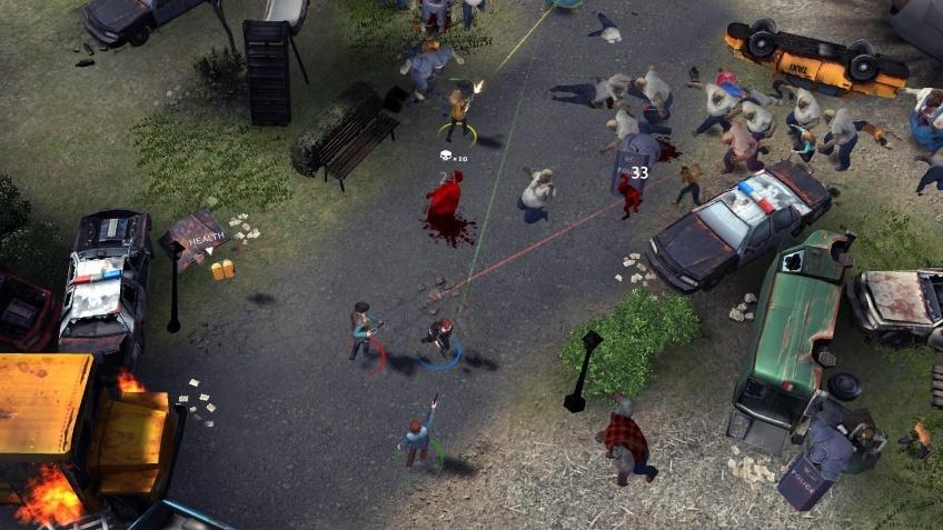 По мотивам серии «Добро пожаловать в Zомбилэнд» анонсировали видеоигру