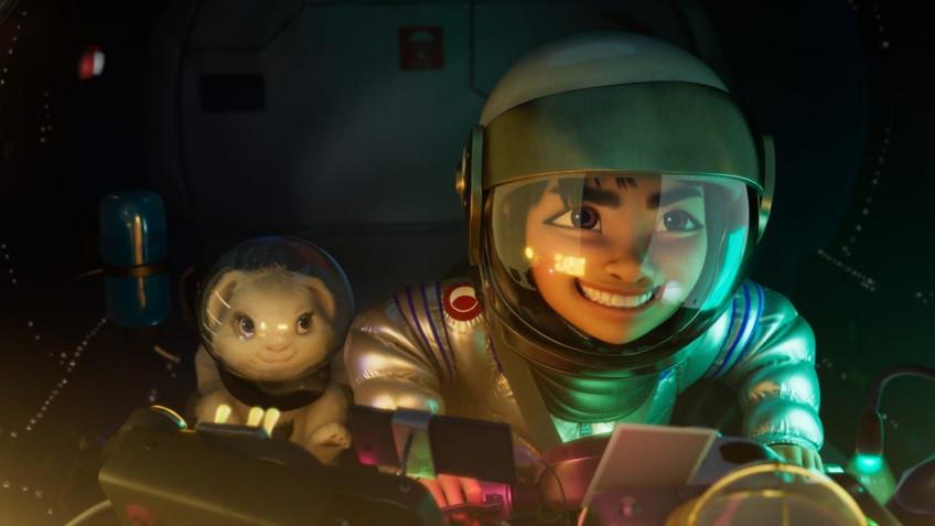 Появился трейлер анимационного мюзикла Netflix «До Луны»