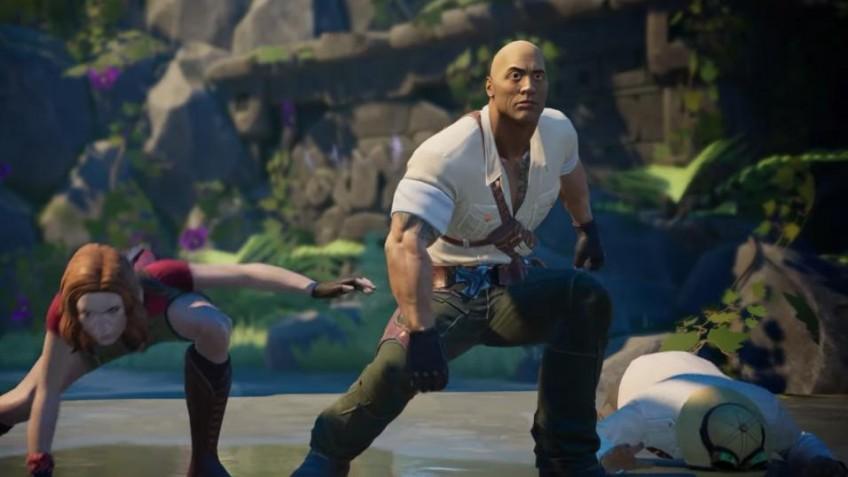 С экрана на экран: анонсирована игра по мотивам «Джуманджи: Зов джунглей»