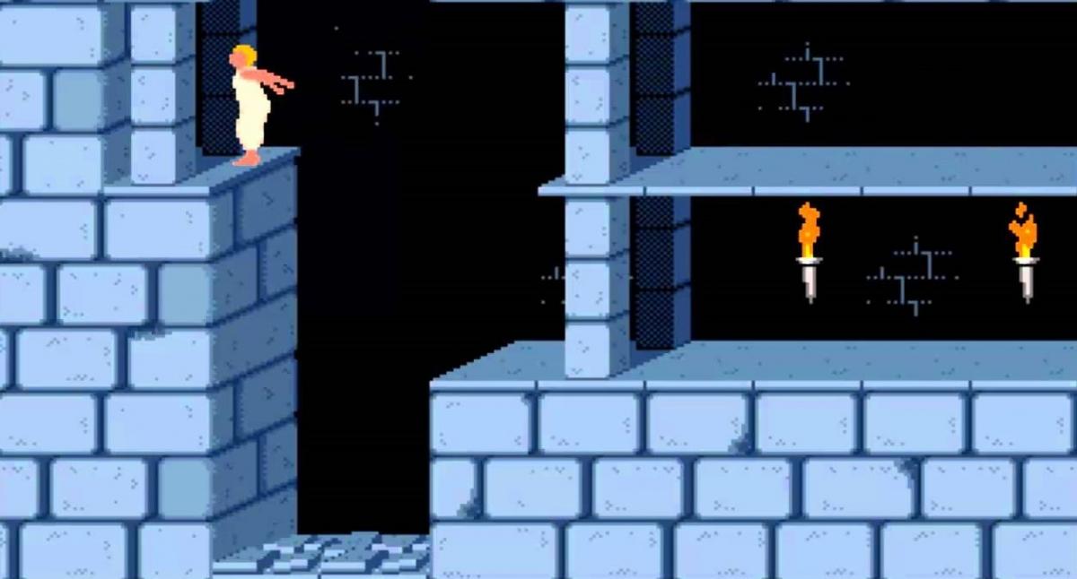 Кармак расплатился с Джорданом Мехнером за пиратскую копию Prince of Persia
