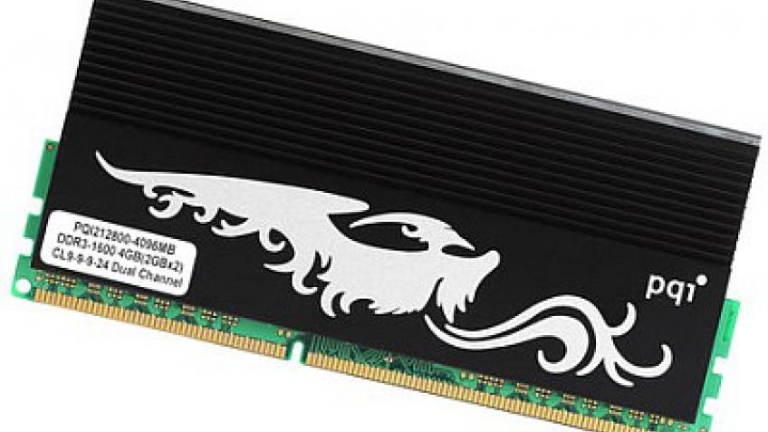 PQI прекратит выпуск модулей DRAM в 2013 году