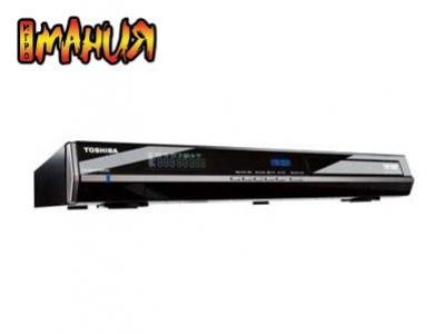 Новые HD DVD плееры от Toshiba