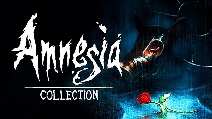 Humble Bundle бесплатно раздаёт Amnesia Collection