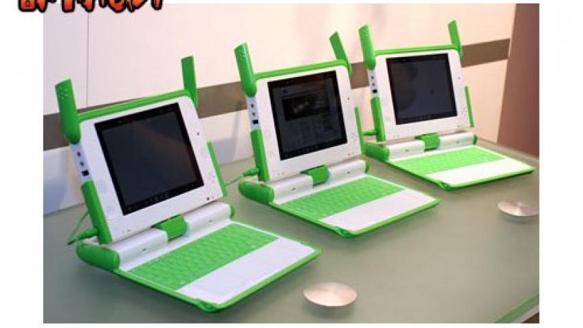 Проект OLPC в действии