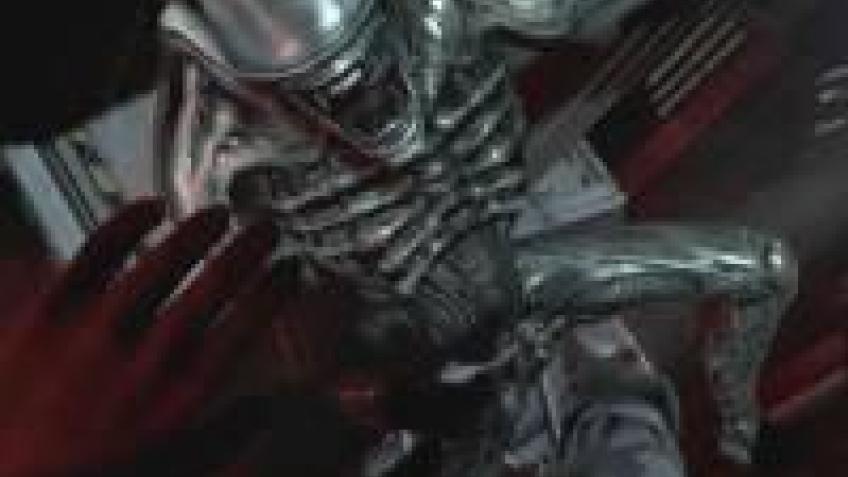 Aliens в подвешенном состоянии