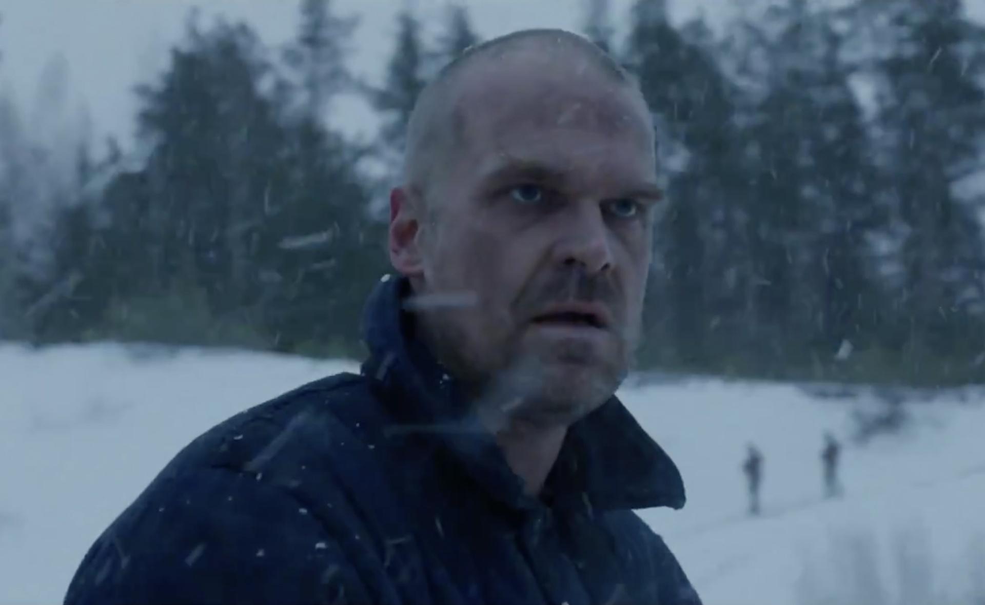 Netflix выпустил ролик по «Очень странным делам» с дубляжами со всего мира