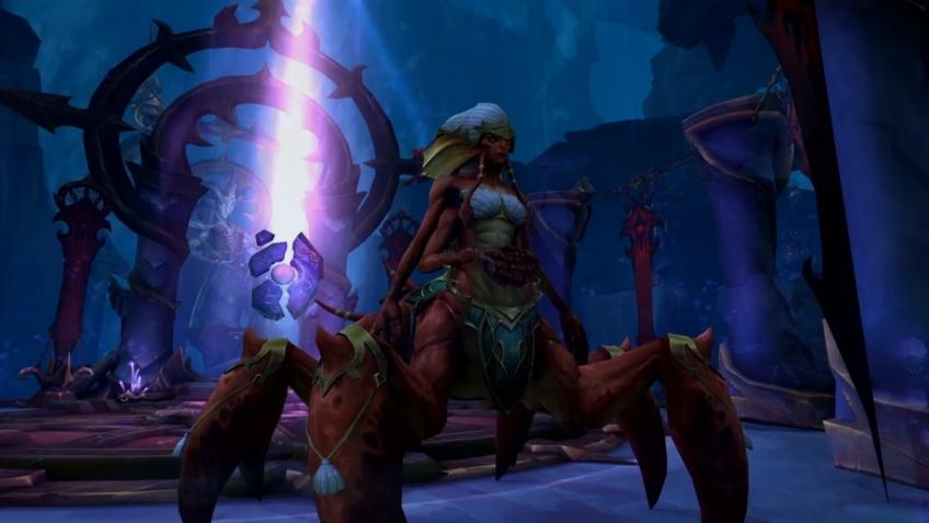 Дизайнер World of Warcraft рассказал об обновлении 8.2 «Возвращение Азшары»