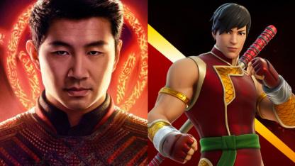 В Fortnite добавили скин Шан-Чи из киновселенной Marvel