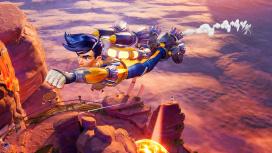 Новый трейлер Rocket Arena посвятили всем картам соревновательного шутера