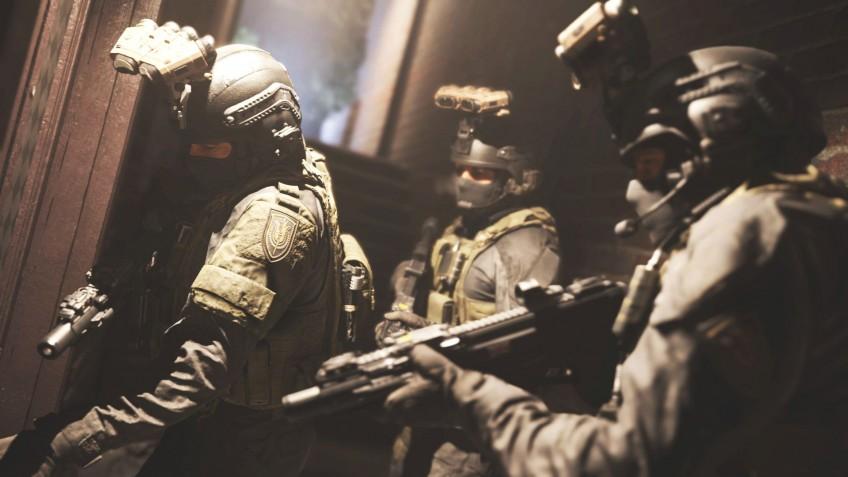 Мультиплеер Call of Duty: Modern Warfare впервые покажут сегодня в 20:00