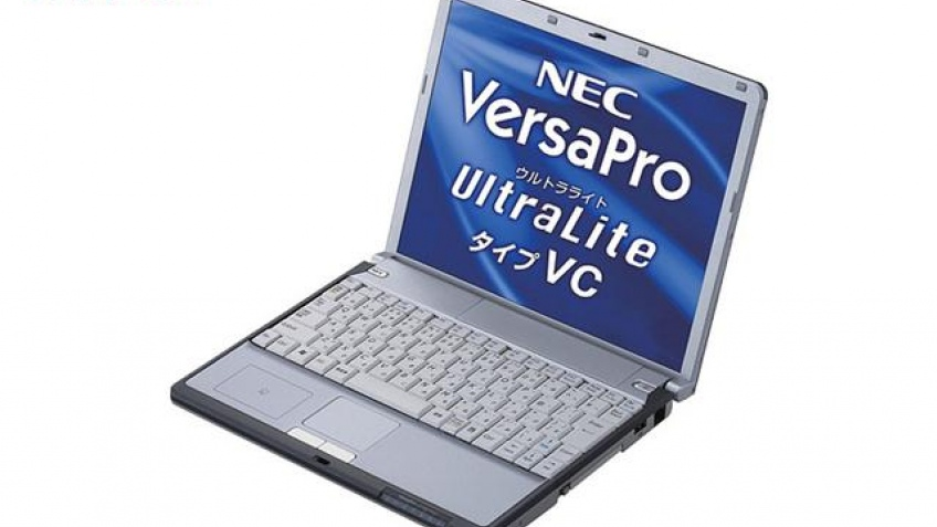 Долгоиграющий ноутбук от NEC
