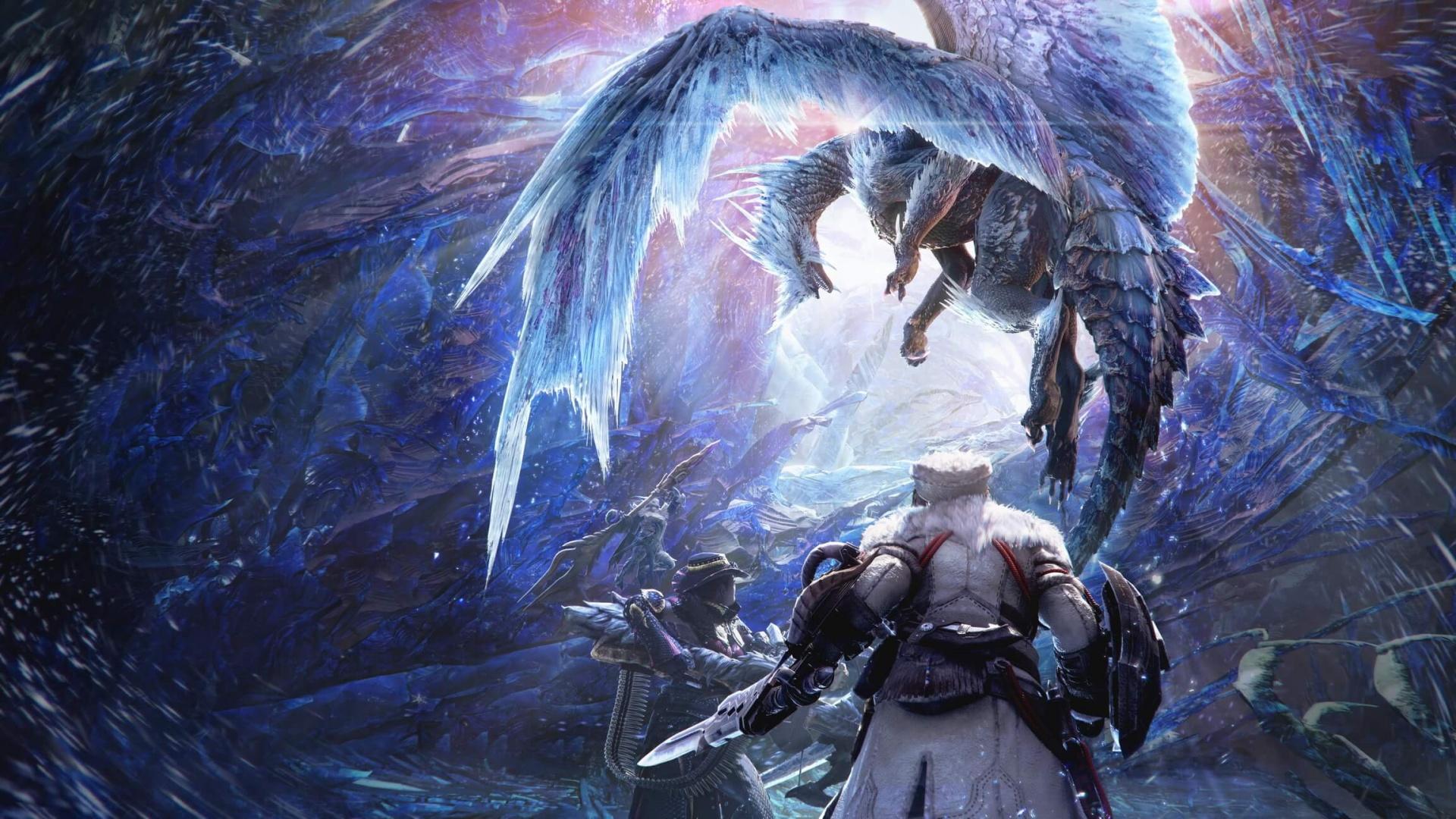 Расширение Iceborne для Monster Hunter: World выйдет на РС в январе 2020 года