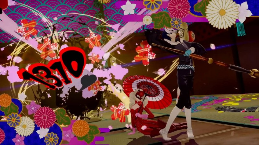 Atlus показала Юске Китагаву в Persona5 The Royal