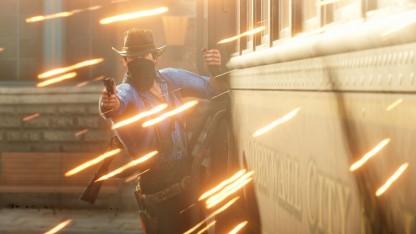 Семь достопримечательностей и четырнадцать скриншотов Red Dead Redemption2
