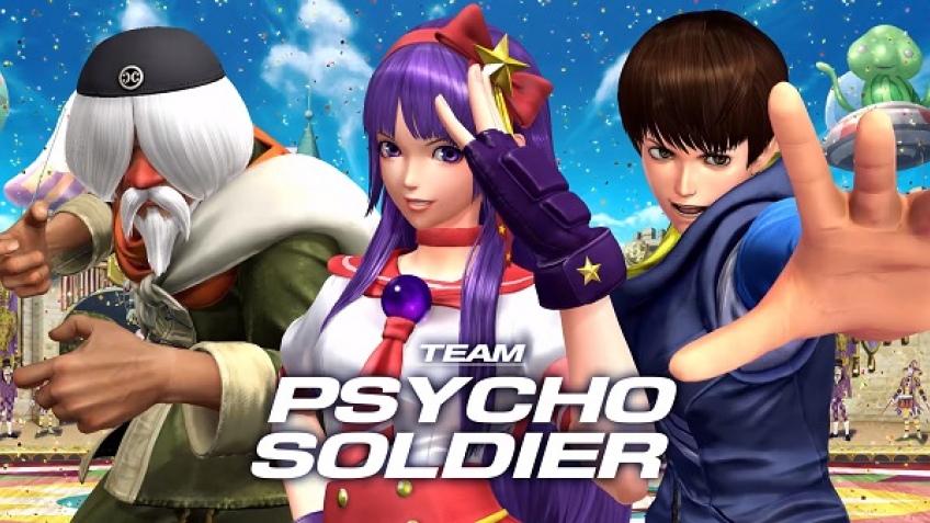 Создатели King of Fighters14 рассказали еще о трех героях