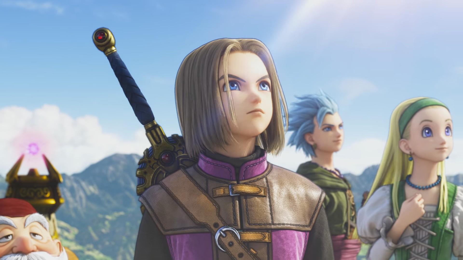 Создатель Dragon Quest тизерит свежие анонсы к 35-летию серии