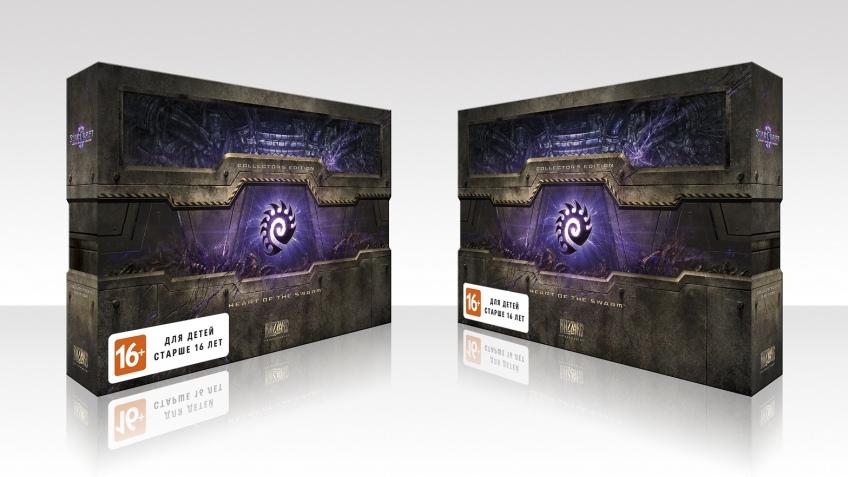 Blizzard подтвердила дату выхода StarCraft 2: Heart of the Swarm